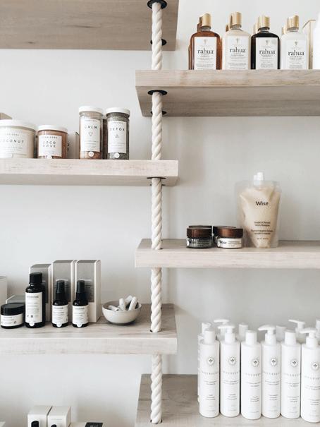 Productos orgánicos para el cabello