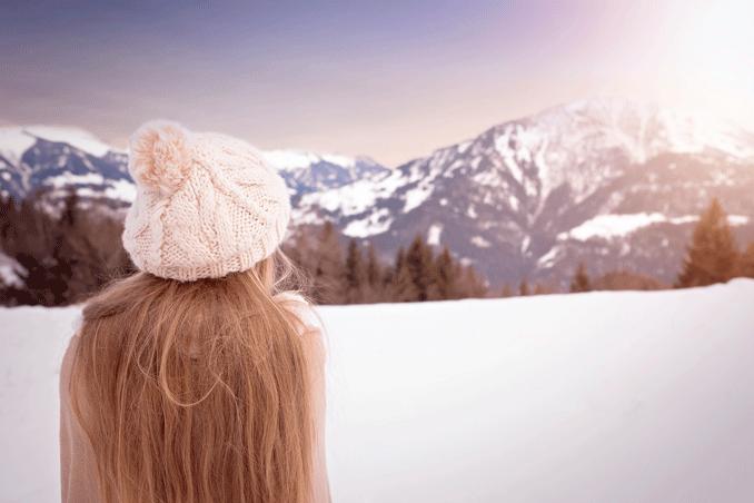 Consejos para proteger el cabello del frío