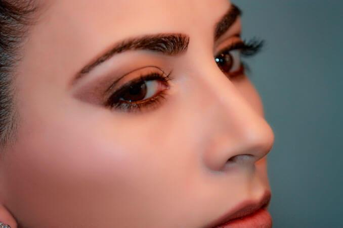 Maquillaje para adelgazar la cara