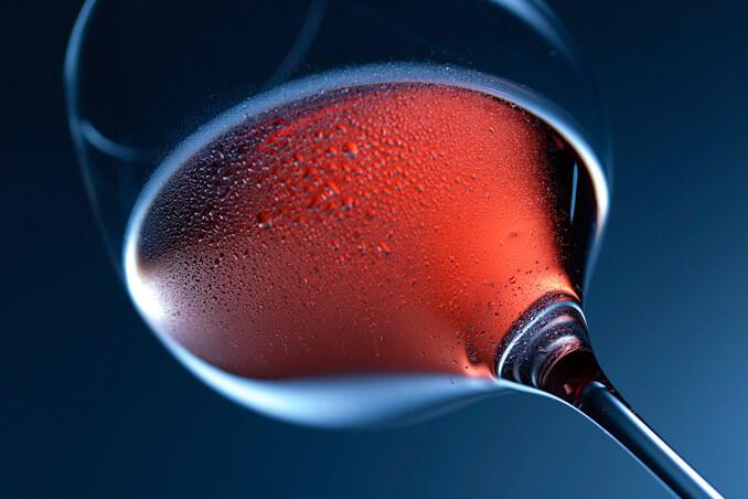 Propiedades del vino tinto para la piel