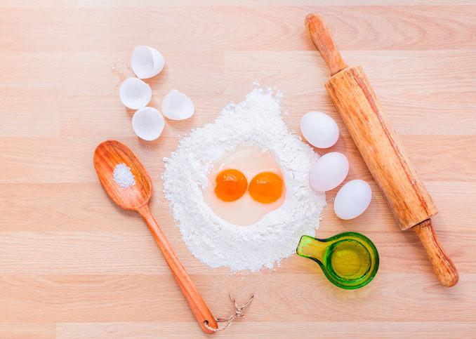 Propiedades del huevo para el cabello